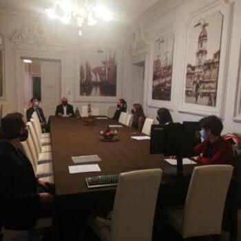 Potpisivanje novih ugovora o stipendiranju i veliki uspjeh stipendistice Emilije Rukavine